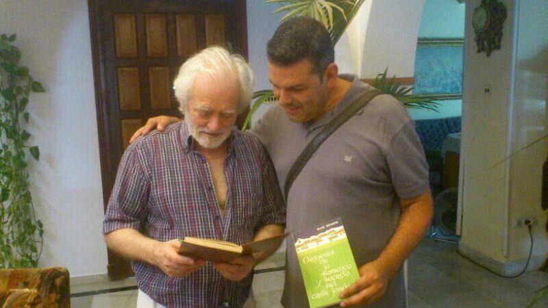 Manolo Sanlucar y yo