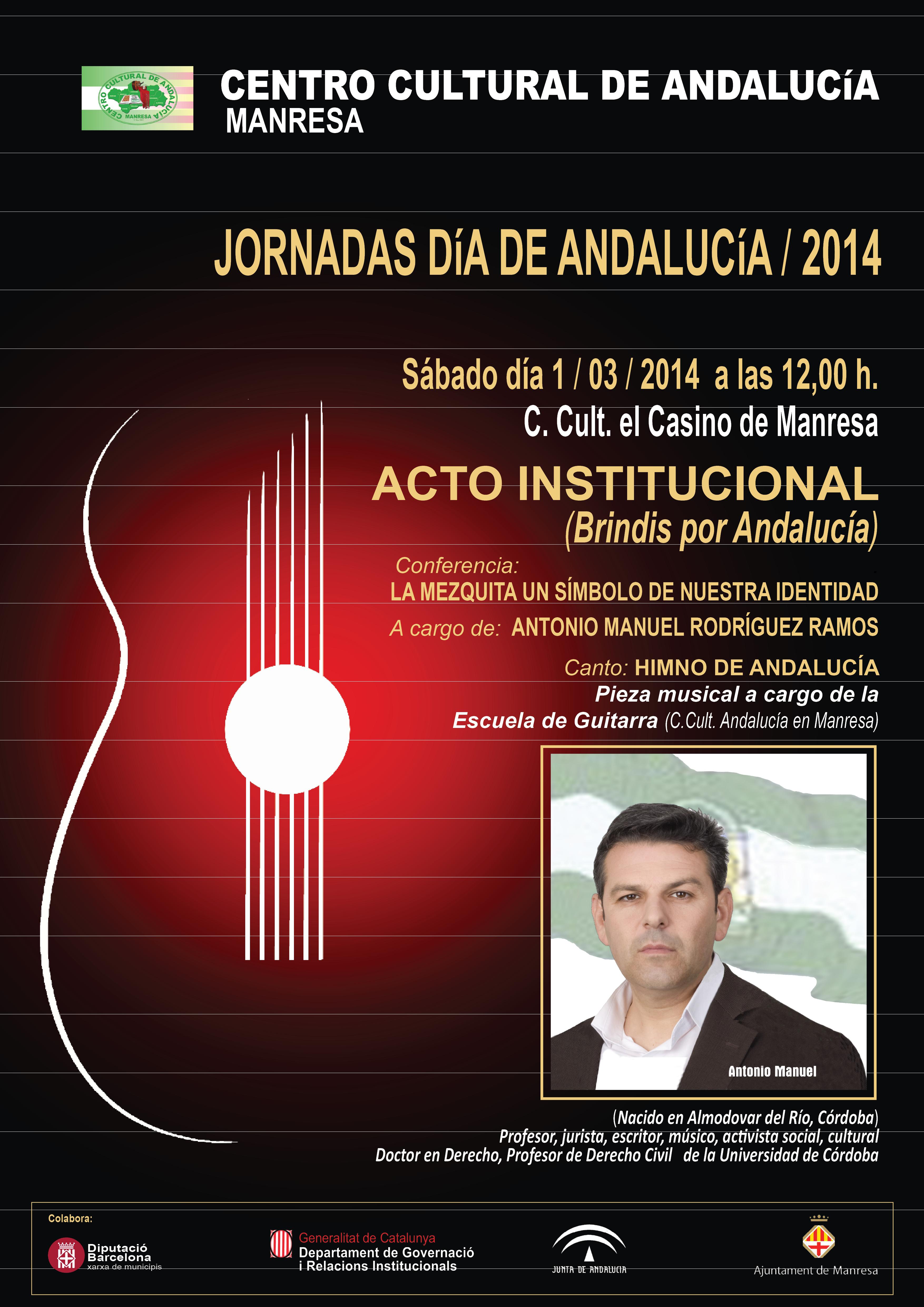 ACTO INSTITUCIONAL DIA DE ANDALUCIA-2014
